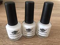 Жидкая лента для маникюра (защита), белая, Global nail