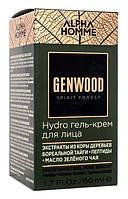 Гель-крем для лица Estel Professional Alpha Homme Genwood Hydro Face Gel-Cream 50 мл