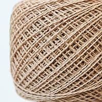 Хлопковая пряжа Ярослав цвет 43 песок