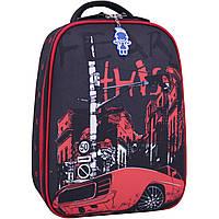 Рюкзак шкільний Bagland Turtle 17л (134 чорний 568), фото 1