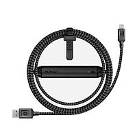 Кабель Lightning Nomad Battery Cable Black (2800mAh) 1.5m