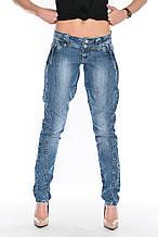 Джинсы OMAT jeans 9635-768 синие