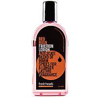Fresh Heads Men's Grooming Tonic Red Rush - Тоник для волос 250 мл