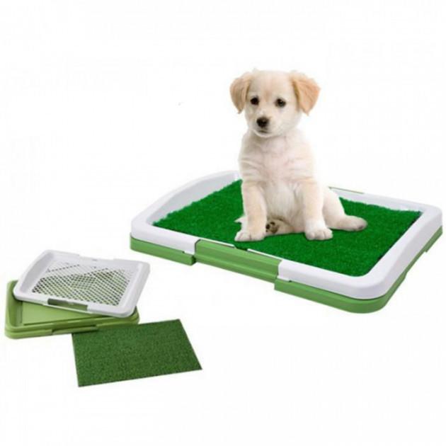 Туалет для собак Puppy Potty Pad 3 рівня