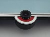 Видеорегистратор DVR зеркало на три камеры 5'' + touch C33, фото 3