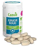 Canvit JUNIOR Maxi Dog 230 г (76 табл) - добавка для щенков крупных пород