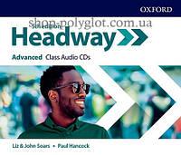 Аудио диск New Headway 5th Edition Advanced Class Audio CDs