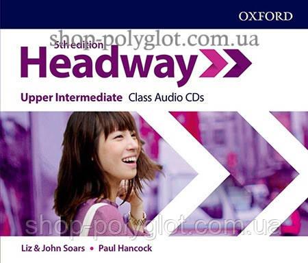 Аудио диск New Headway 5th Edition Upper-Intermediate Class Audio CDs