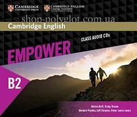 Аудио диск Cambridge English Empower B2 Upper-Intermediate Class Audio CDs