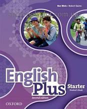 Учебник English Plus Second Edition Starter Student's Book