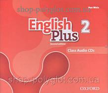 Аудио диск English Plus Second Edition 2 Class Audio CDs