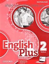 Рабочая тетрадь English Plus Second Edition 2 Workbook with access to Practice Kit