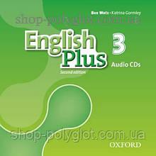 Аудио диск English Plus Second Edition 3 Audio CDs