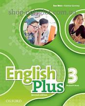 Учебник English Plus Second Edition 3 Student's Book