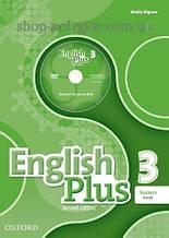 Книга для учителя English Plus Second Edition 3 Teacher's Book with Teacher's Resource Disk and access to Practice Kit