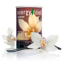 Для снижения веса, коктейль Ваниль Энерджи диет  Energy Diet NL Vanile 450 г +шейкер