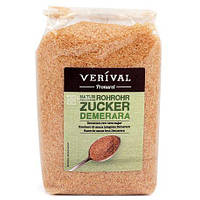 Тростниковый сахар Демерара, 500 г, TM VERIVAL