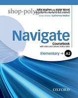 Учебник Navigate Elementary Coursebook with DVD and Online Skills