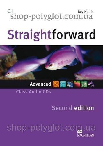 Аудио диск Straightforward Second Edition Advanced Class Audio CDs