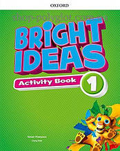 Рабочая тетрадь Bright Ideas 1 Activity Book with Online Practice