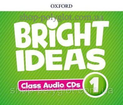 Аудио диск Bright Ideas 1 Class Audio CDs