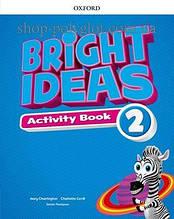 Рабочая тетрадь Bright Ideas 2 Activity Book with Online Practice