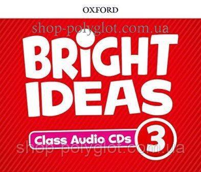 Аудио диск Bright Ideas 3 Class Audio CDs