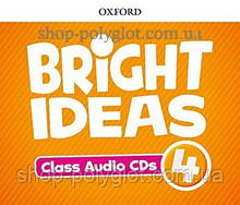 Аудио диск Bright Ideas 4 Class Audio CDs