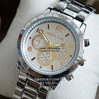 Michael Kors №62 Серебристые женские часы