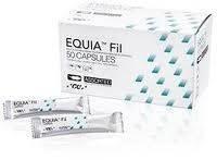 Equia GC капсули колір А2,А3 ( Еквіа ДжиСі / Эквиа ДжиСи) Эквия ДжиСи 50 капсул,цвет А2,А3