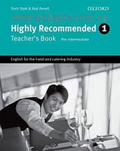 Книга для учителя Highly Recommended New Edition 1 Teacher's Book