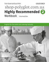 Рабочая тетрадь Highly Recommended New Edition 2 Workbook