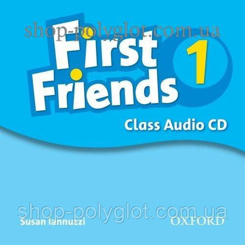 Аудио диск First Friends 1 Class Audio CD