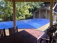 Накриття для басейну