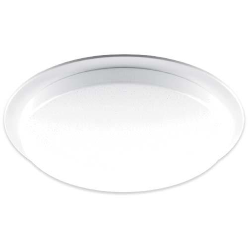 Круглый потолочный светодиодный cветильник Feron AL9050 18W 4000K белый Код.59068