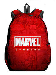 Рюкзак GeekLand Марвел Комиксы Marvel Comics ЛОГО 53.Р