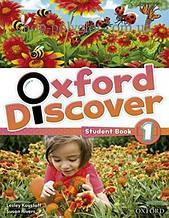 Учебник Oxford Discover 1 Student Book