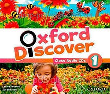 Аудио диск Oxford Discover 1 Class Audio CDs
