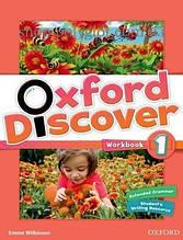 Рабочая тетрадь Oxford Discover 1 Workbook