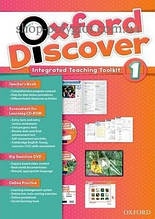 Книга для учителя Oxford Discover 1 Integrated Teaching Toolkit