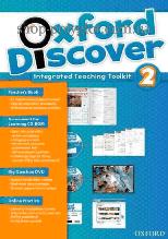Книга для учителя Oxford Discover 2 Integrated Teaching Toolkit