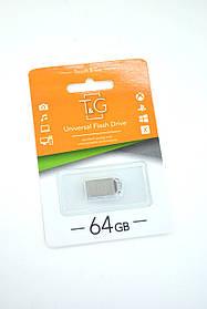 Флеш-накопичувач USB 64Gb T & G 110 Metal series