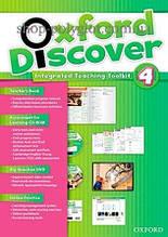 Книга для учителя Oxford Discover 4 Integrated Teaching Toolkit