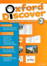 Книга для учителя Oxford Discover 3 Integrated Teaching Toolkit