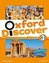 Рабочая тетрадь Oxford Discover 3 Worbook