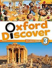 Учебник Oxford Discover 3 Student Book