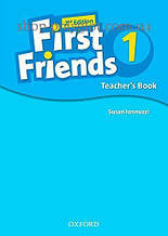 Книга для учителя First Friends 2nd Edition 1 Teacher's Book