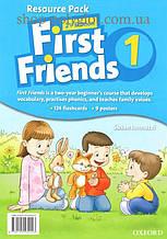 Ресурсы для учителя First Friends 2nd Edition 1 Teacher's Resource Pack