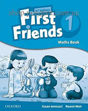 Книга First Friends 2nd Edition 1 Maths Book