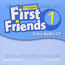 Аудио диск First Friends 2nd Edition 1 Class Audio CD